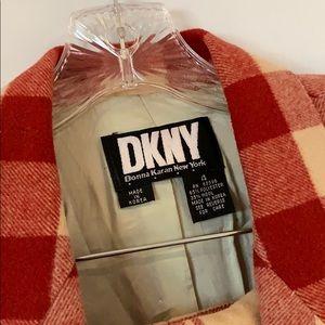Vintage DKNY Plaid Dress Suit Set